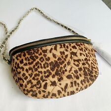 BNWT Dorothy Perkins Leopard Crossbody Bag