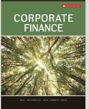 Corporate Finance, 8th Canadian Edition - EBOOK/PDF