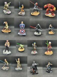 Disney Infinity 3.0 Characters, Xbox One game and Portal, Play Sets, Power Discs