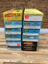 "Lot Of 12 ATHEARN / ROUNDHOUSES BOXES 10.5"" EMPTY BOXES HO Scale FOR STORAGE D-2"