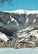 Zell am See Sportregion Austria Postcard used vgc