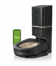 iRobot Roomba s9+ (9550) x Black Robotic Vacuum with Automatic Dirt Disposal NEW