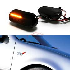 For VW Golf 3 4 Jetta MK4 Bora Passat Dynamic LED Turn Signal Light Side Marker