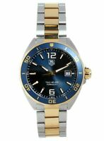 Tag Heuer Men's WAZ1120.BB0879 'Formula 1' Two-Tone Stainless Steel Watch