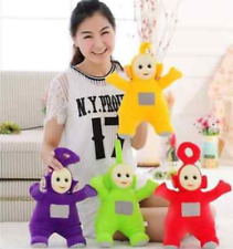 4PCS Teletubbies TINKY WINKY DIPSY LA LA PO Plush Toy child Soft Doll GIFT Set