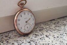 Alte Taschen Uhr Herren Uhr Silber Uhr