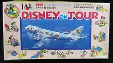 Hasegawa Disney On Tour Boeing 747 SR Dream Express Airliner 1/200 6007-2000 JAL