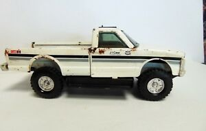 "Vintage Ertl 1:16 Case GMC - Pressed Steel Pick Up Truck 12"" Long - AS IS"