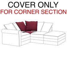 IKEA Gronlid Cover Slipcover for Corner Section Ljungen Dark Red 003.970.05