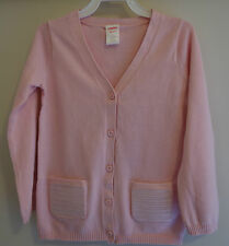 New With Tags Gymboree Tres Fabulous Pink Cardigan Sweater ~  Size 3-4 Year