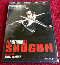 EL ASESINO DE SHOGUN / SHOGUN ASSASSIN - English Español DVD R2 Precintada