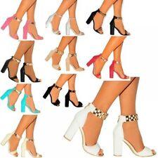 Markenlose Damenschuhe aus Kunstleder mit 36 Größe