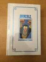 INVINCIBLE COMPENDIUM THREE VOL 3 SDCC SKYBOUND NEW SEALED, LIMITED EDITION