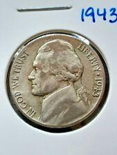 1943 S JEFFERSON NICKEL COINS