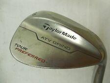 Used RH Taylormade Tour Preferred 58* ATV Grind C Taper Stiff Flex Steel Shaft