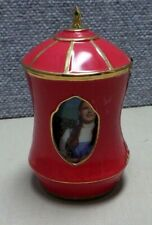 Wizard Of Oz Revolving Music Box Click Your Heels Second Issue   LC