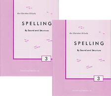 Spelling by Sound and Structure Grade 3 SET
