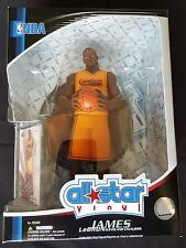 LEBRON JAMES 2008 Series 1 Upper Deck Cleveland Cavaliers Vinyl Figure MINT Rare