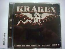 KRAKEN - Underground 1980-1983  Deaf Dealer, Jag Panzer, Cirith Ungol