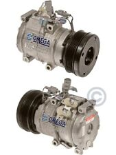 New Compressor And Clutch 20-21597 Omega Environmental