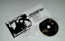 Single CD  Tiga & Zyntherius - Sunglasses at Night  4.Tracks  2001  12/15
