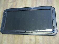 Toyota rav4 Sunroof glass + seal  2001 - 2005 3dr or 5 dr