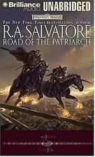 Road of the Patriarch  Forgotten Realms: The Sellswords, Book 3  20 - Ex-library