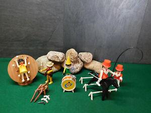 Playmobil ***Rarität*** Zirkusartisten 3545-A/1981, ohne OVP!