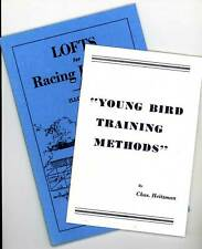 Lofts for Racing Pigeons and Young Bird Training by Chas Heitzman