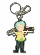 Great Eastern Entertainment One Piece Sd Zoro Sword Pvc Keychain
