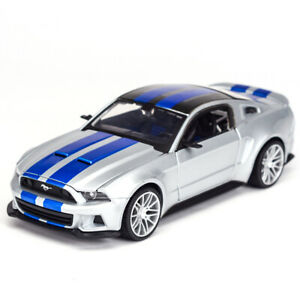 1:24 Maisto Diecast Alloy Static Car Model Man Gift Display For Ford MUSTANG GT