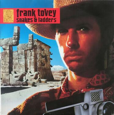 FRANK TOVEY SNAKES  LADDERS 1986 VINYL  Bonus Fad Gadget EP   RARE