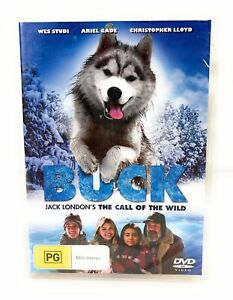 Buck - Jack London's the Call of the Wild (DVD, 2009) Region 4 New & Sealed