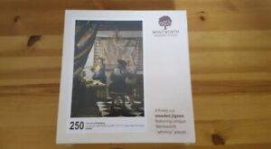 A Wentworth Wooden Puzzles Jigsaw. New and Sealed