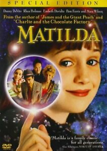 Matilda (DVD, 2005 Special Edition) NEW