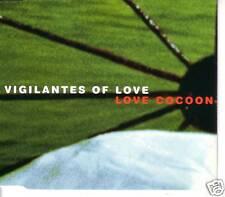 VIGILANTES OF LOVE Love Cocoon PROMO DJ CD Single 1997