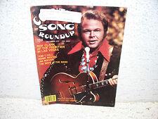 Vintage Country Song Roundup Magazine December 1975 Roy Clark Barbi Benton