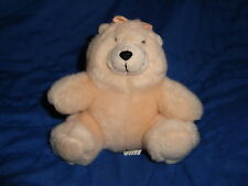 "Charmin Bear Amy Russ Teddy Bear Plush & Beans 4.5"" tall"