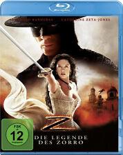 < Blu-ray * DIE LEGENDE DES ZORRO - Antonio Banderas, C. Zeta-Jones # NEU OVP