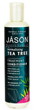 Jason Organic Normalizing TEA TREE Treatment Conditioner 227g Dry, Itchy Scalp