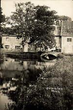 Ovington Mill near Alresford. Tree & Bridge.