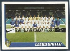 MERLIN 2003-FA PREMIER LEAGUE-10TH EDITION- #256-LEEDS UNITED TEAM PHOTO