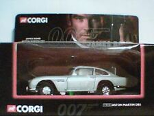 CORGI ASTON MARTIN DB5 -  PIERCE BROSNAN - WITH WORKING PARTS