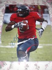 Antoine Cason Arizona Wildcats Football SIGNED 16x20 Photo COA!