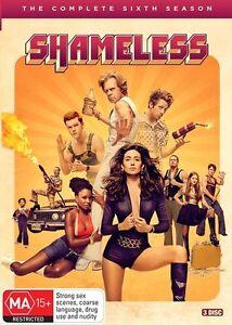 Shameless : Season 6 : NEW DVD