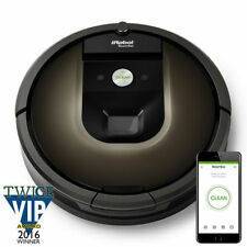 iRobot Roomba® 980 Wi-Fi® Connected Robot Vacuum..good for pet hair..brand new