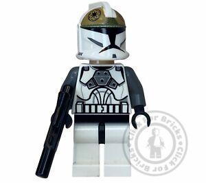 LEGO Genuine Star Wars Clone Gunner Minifigure From 8039 8014 Venator - sw0221