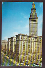 CLEVELAND OHIO OH Hotel Cleveland Old Vintage Postcard