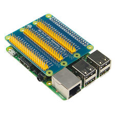 For Raspberry Pi 3 Pi 2 GPIO Expansion Extension Board ,One Row to Be three Rows