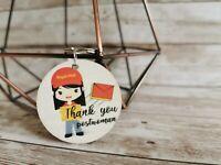 Ideal Xmas Gift Bag Zipper #3 LEGO® Mini Figure Keychain KEYRING
